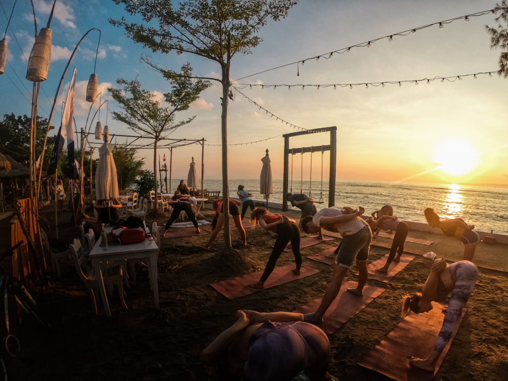 Sunrise Yoga Slow Villas