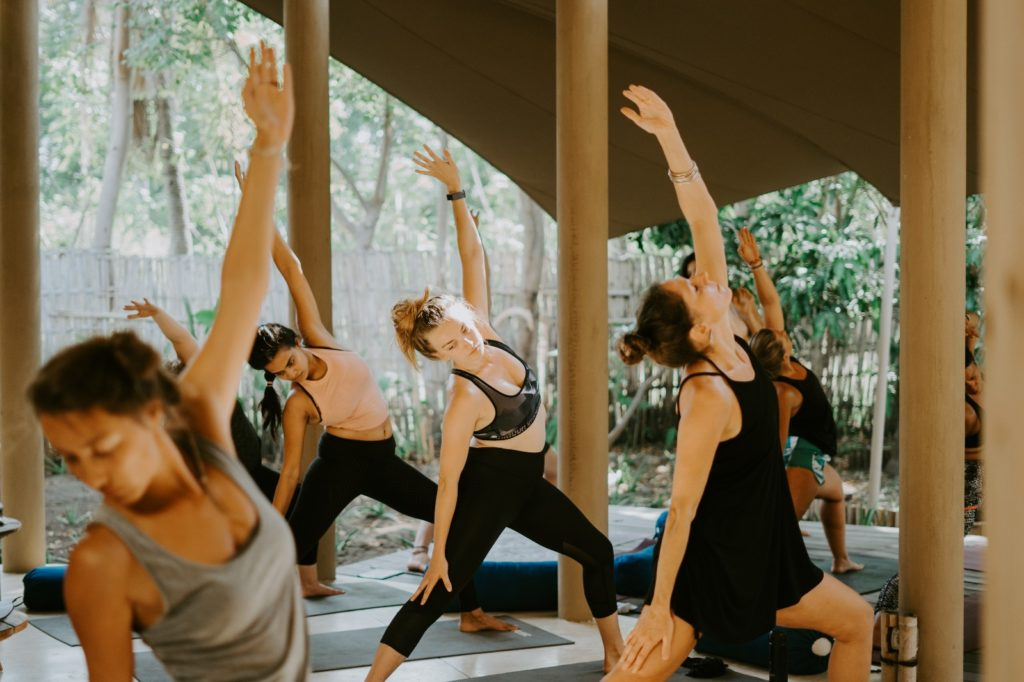 Slow Yoga Retreat